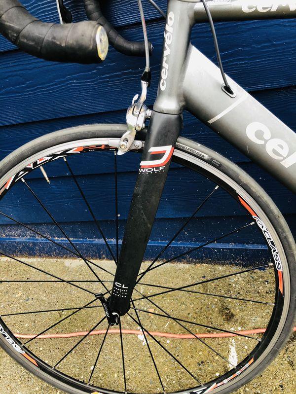 Cervélo Road Bike