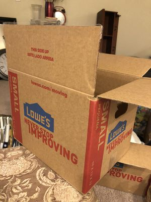 Lowe's Boxes for Sale in Anchorage, AK