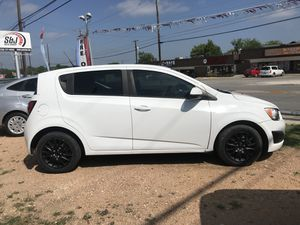 2013 CHEVY SONIC WE IN-HOUSE FINANCE! for Sale in San Antonio, TX