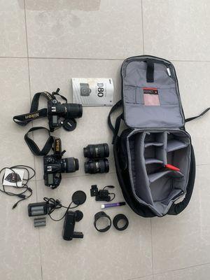 Nikon D300 DSLR bundle for Sale in Las Vegas, NV