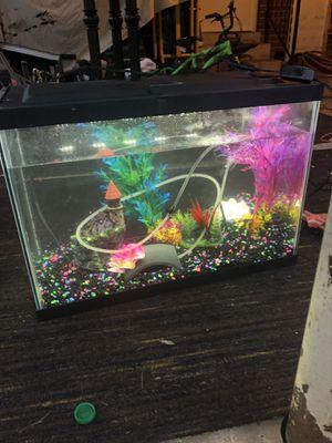 Fish tank in good condition for Sale in Murfreesboro, TN