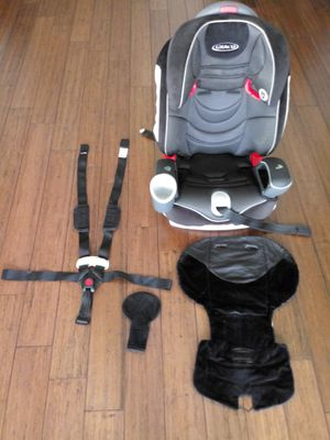 Graco Nautilus 65 LX 3 in 1 Harness Booster Car Seat, carseat safeseat (We Bought it for $170) for Sale in Boca Raton, FL