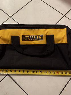 Dewalt Tool Bags (BRAND NEW . NUEVA )…$20 for Sale in Garden Grove,  CA