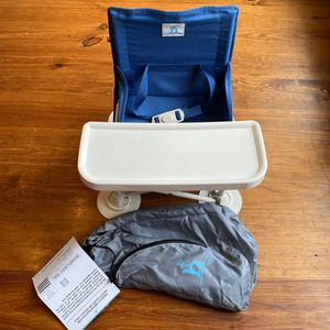 hiccapop: Omniboost Travel Booster Seat with Tray for Baby for Sale in Brandon, MS
