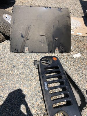 Jeep Wrangler parts for Sale in Roseville, CA