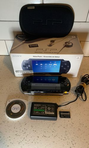Sony Playstation Portable w God Of War Video Game for Sale in St. Louis, MO