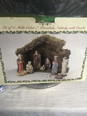 Christmas decoration cave for Sale in Warren, MI