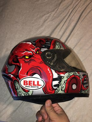 Bell motorcycle helmet xxl for Sale in The Bronx, NY