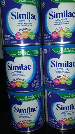 baby formula for Sale in Yalesville, CT