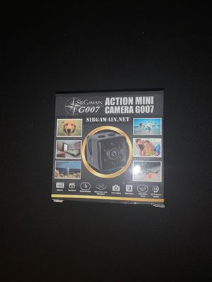 SPY CAMERA BRAND NEW NEVER USED (SD CARD AND USB PORT SOLD FOR AN ADDITIONAL 20$ ) for Sale in Queens, NY