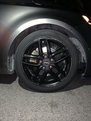 Size 17 rims for Sale in Fort Worth, TX