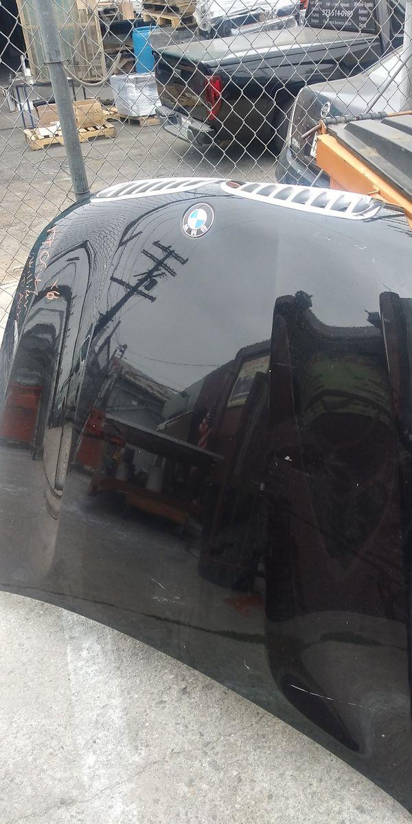 2007 2013 BMW X5 X6 Hood