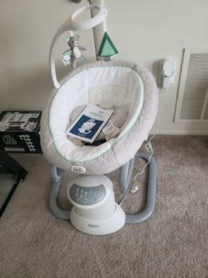 Greco baby swing for Sale in Baltimore, MD