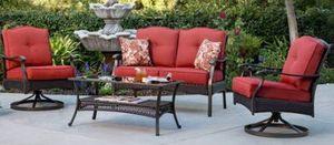 New!! BHG 4 pc patio conversation set, outdoor patio set for Sale in Tempe, AZ