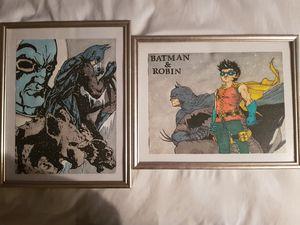 Batman custom paintings for Sale in Oklahoma City, OK