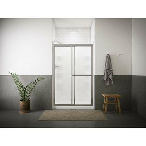 Sliding Silver Shower Door. for Sale in El Mirage, AZ