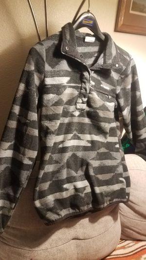Columbia half zip, pull over. Fleece for Sale in Missoula, MT