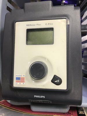 CPap REMStar plus c flex machine Respironics for Sale in Clearwater, FL