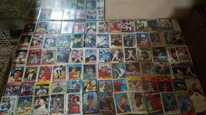 Over 500 baseball rookie cards 15 are hall of famers for Sale in Brooklyn, NY