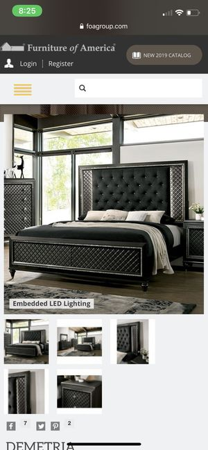 3 piece bed set for Sale in Upland, CA
