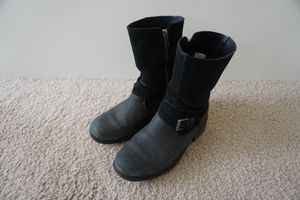 UGG Women's Kiings Buckle Lined Boots, Size 7 for Sale in Chevy Chase, DC