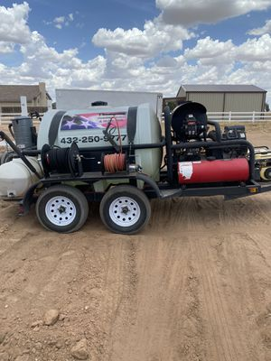 Mobile wash trailer for Sale in Midland, TX