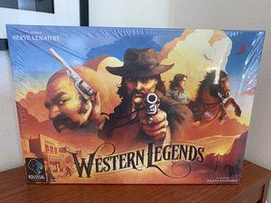 Western Legends Board Game - Brand New in Shrink! for Sale in Las Vegas, NV