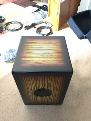 Sunburst Cajon (Drum Box) for Sale in Rowlett, TX