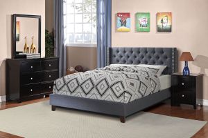 Queen Bed Frame ‼️Stock Sale ‼️ for Sale in Bakersfield, CA