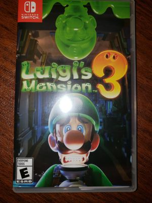 Luigi's Mansion 3 for Sale in Port St. Lucie, FL
