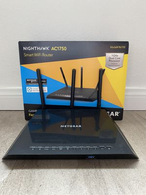 Netgear Wireless Router (Ac1750) for Sale in Huntington Beach, CA