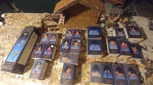 Fontanini Nativity Village Pieces for Sale in Arlington, VA