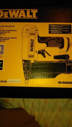 Brand New nail gun for sale for Sale in Fresno, CA