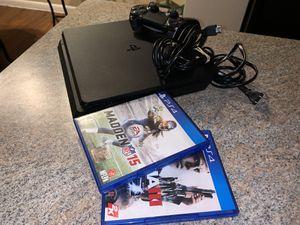 PS4 slim for Sale in Boynton Beach, FL