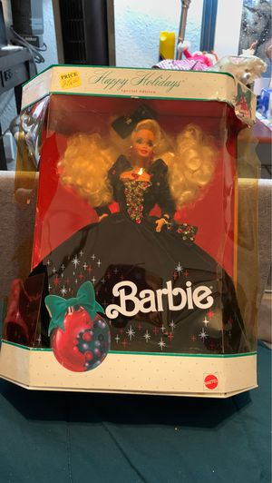 Happy Holidays special edition Barbie for Sale in Winchester, CA