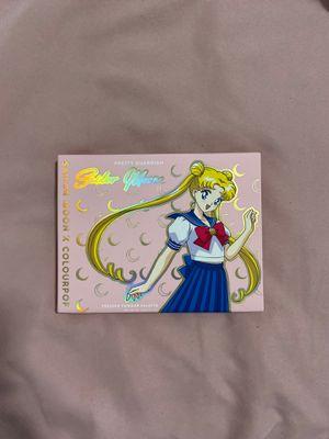 Sailor Moon x Colourpop eyeshadow palette for Sale in Stockton, CA