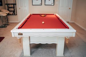 Pool Table + Accessories for Sale in Alexandria, VA