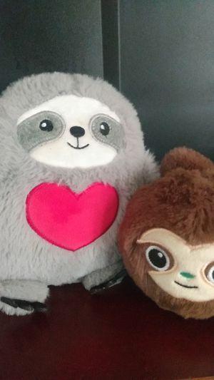 Sloths teddy bears for Sale in Phelan, CA