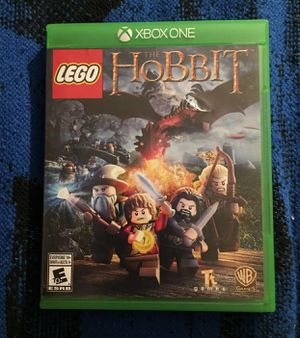 Lego The Hobbit Xbox One for Sale in Gilroy, CA