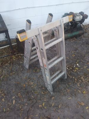 Folded ladder for Sale in Tampa, FL