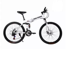 Foldable mountain bike 27 speed - bicycle for Sale in Mercer Island, WA