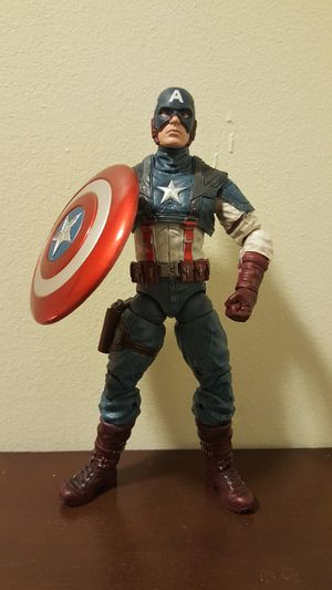 Marvel Select Captain America for Sale in Roselle, IL