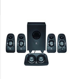 Logitech Surround Sound Speaker System for Sale in Silver Spring, MD