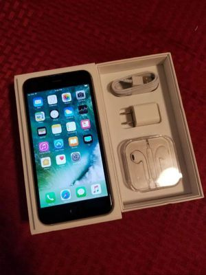 """iPhone 6+ """"Factory+iCloud Unlocked Condition Excellent"""" (Like Almost New) for Sale in Springfield, VA"""