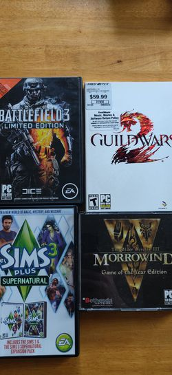 Various PC games for Sale in Portland,  OR