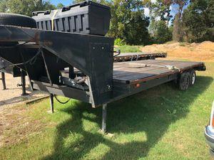 20 ft. GOOSENECK TRAILER FOR SALE for Sale in Houston, TX