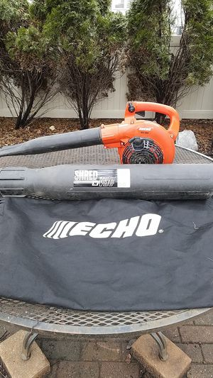 ECHO ES 250 BLOWER/ VAC for Sale in Forest Park, IL