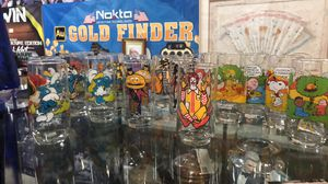 Beautiful collection of characters glasses for Sale in Winter Springs, FL