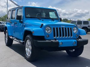 2018 Jeep Wrangler JK for Sale in Monroe, WA