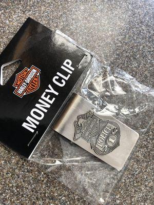 Harley Davidson Police Money Clip for Sale in Gainesville, VA